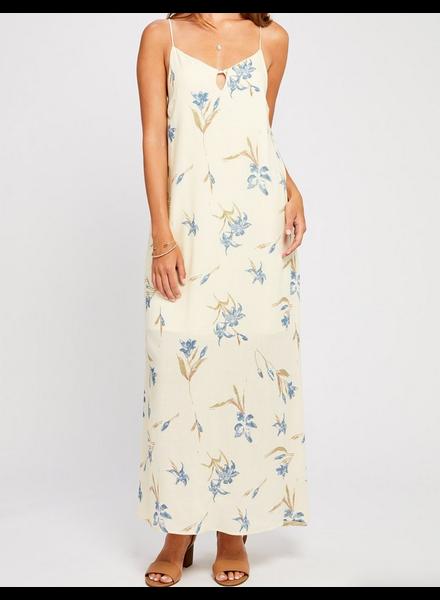 GENTLE FAWN Ansel Print Maxi Dress