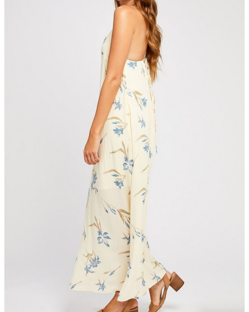 GENTLE FAWN Ansel Print Maxi Dress