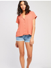 GENTLE FAWN Electra Short Sleeve Blouse