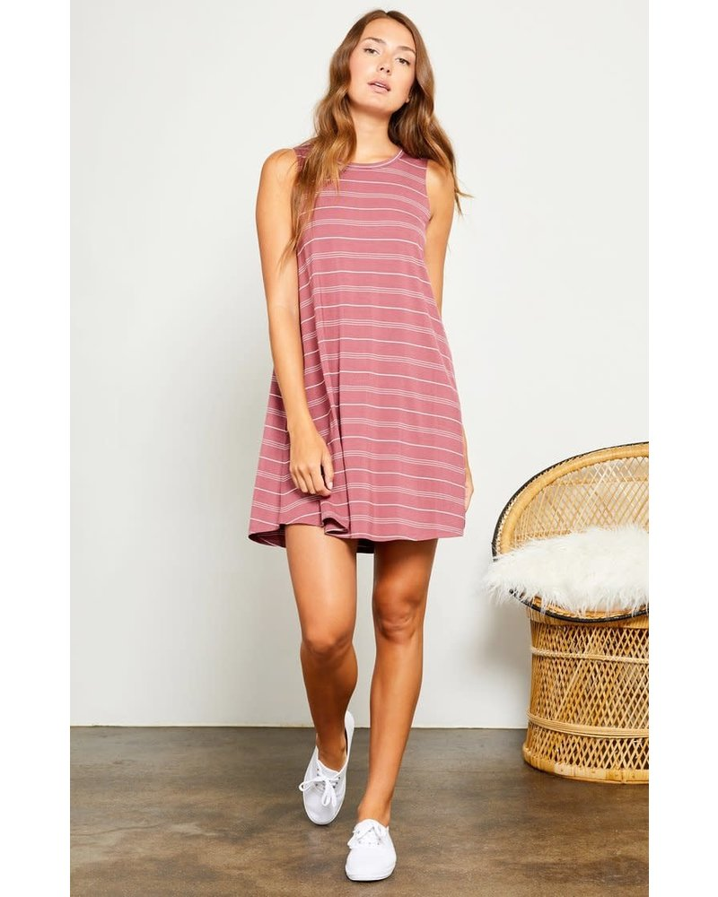 GENTLE FAWN Tracey Cut Out Back Dress