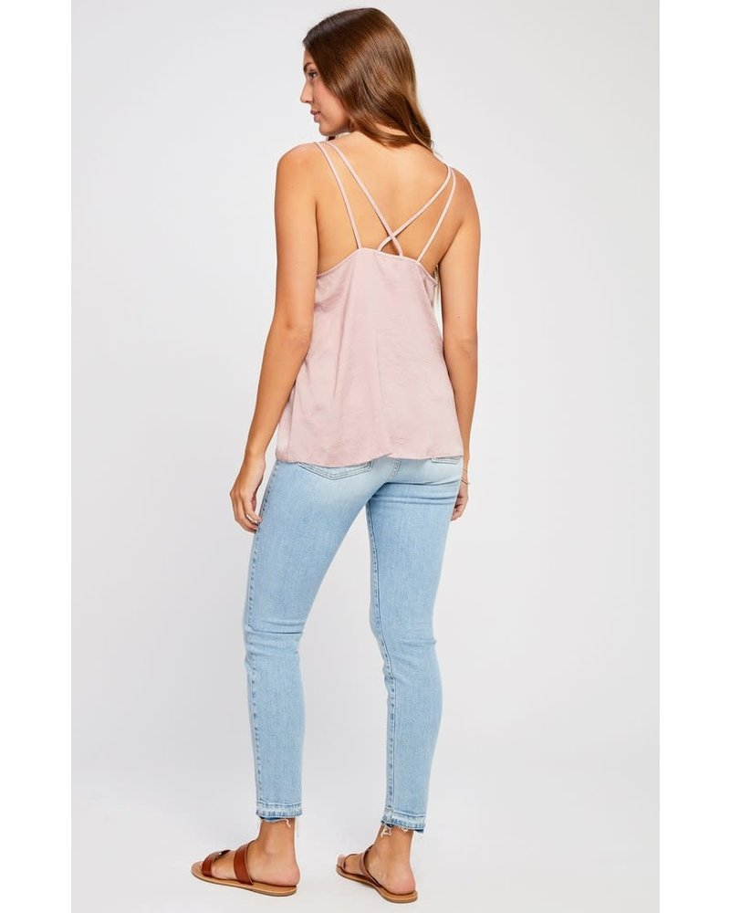 GENTLE FAWN Monroe Strappy Cami Tank