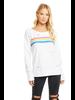 Destructed Rainbow Pullover