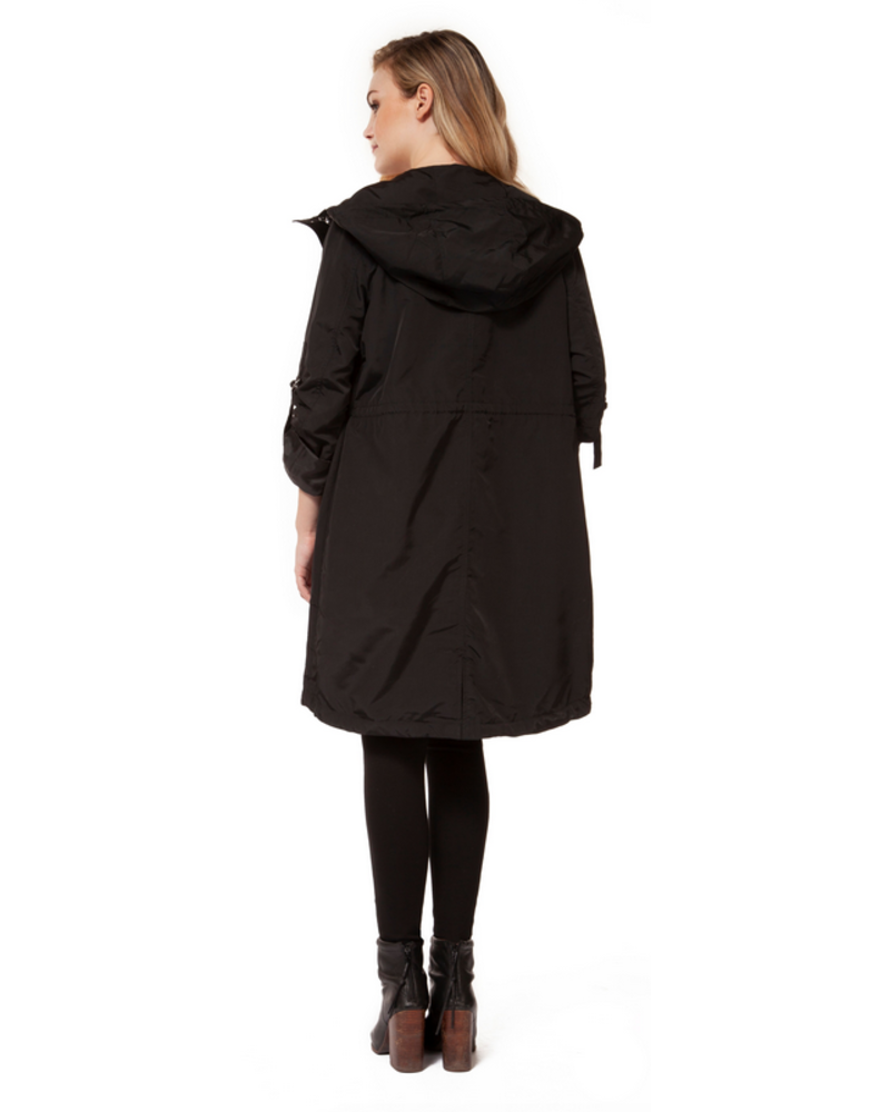Dex Hooded Anorak Jacket
