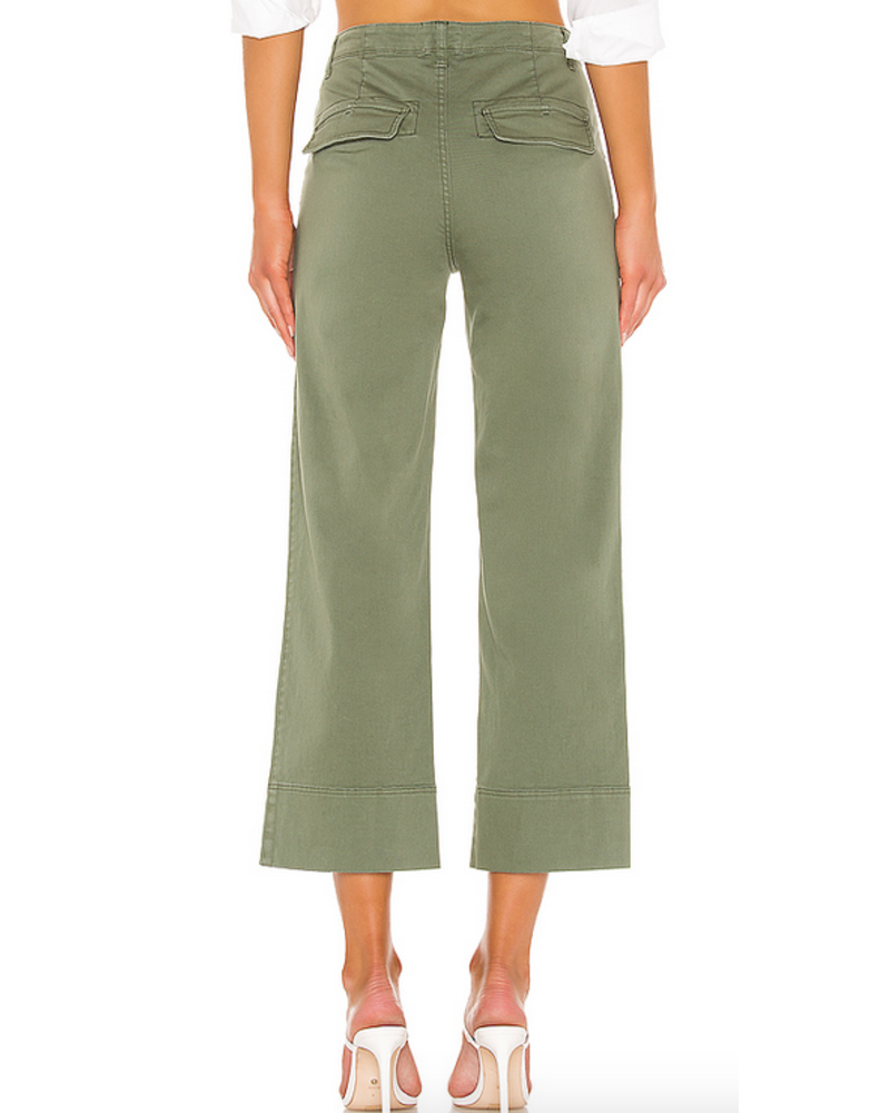Unearthed Patch Pocket Pant