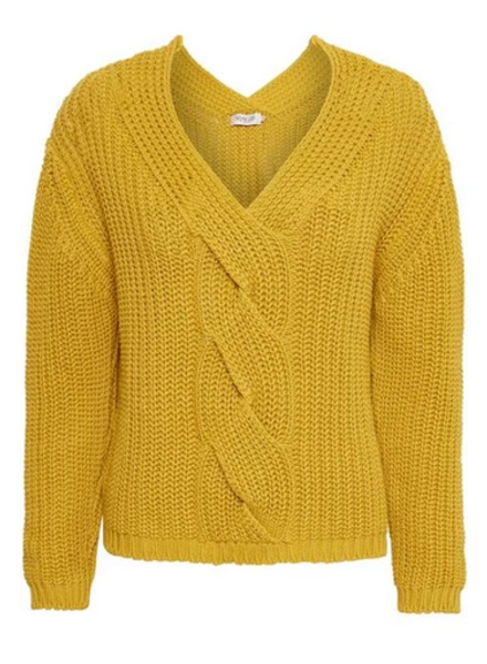 Amanda Twist Cable Sweater