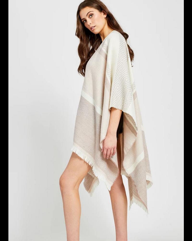 GENTLE FAWN Kirin Kimono