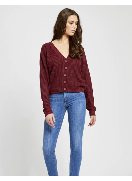 GENTLE FAWN Quince Button Up Sweater