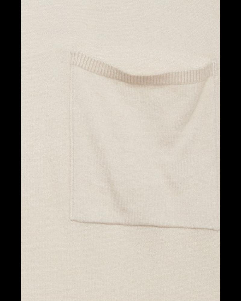 ICHI Ihkava Long Sleeve with Chest Pocket