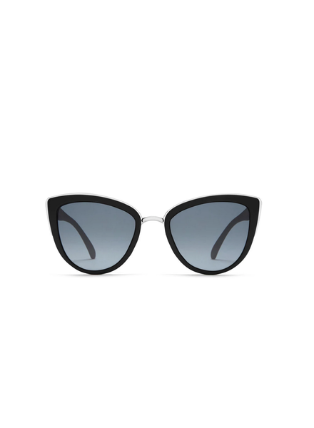 QUAY AUSTRALIA My Girl Sunglasses Black/Smoke