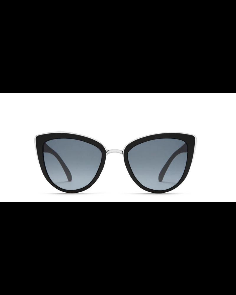 QUAY AUSTRALIA My Girl Sunglasses Black/Smoke