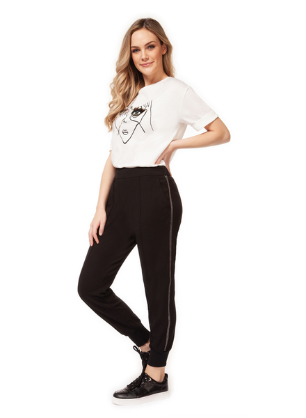 Dex Jogger Pant With Side Bead
