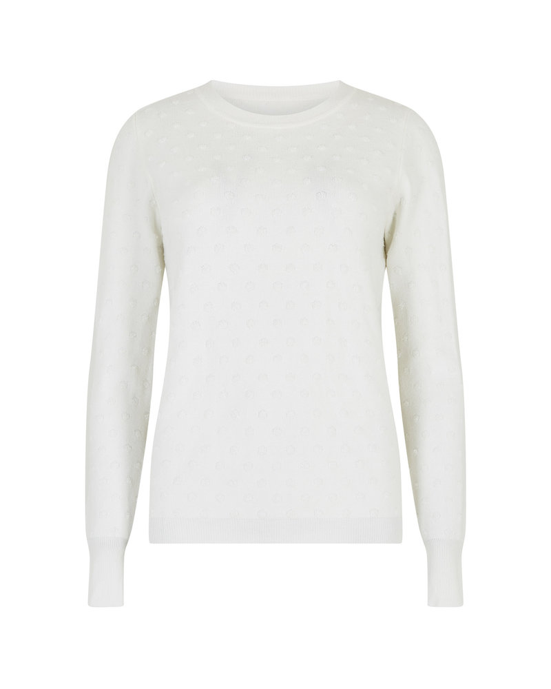 White Dot Jumper