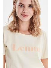 b.young Byplanet Lemon Tshirt