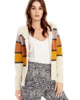 Saltwater Luxe Zip Front Sweater