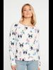 Dogs and Flowers Charity Sweatshirt