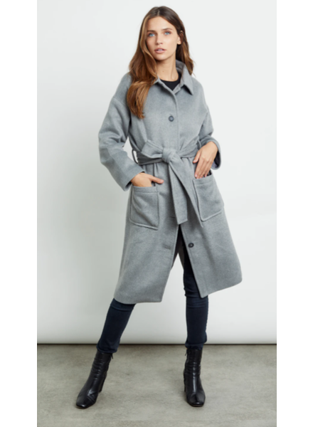Rails Nadine Brushed Wool Trench Coat