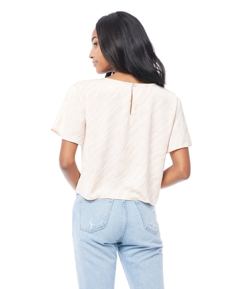 Saltwater Luxe Gabrielle Blouse SS