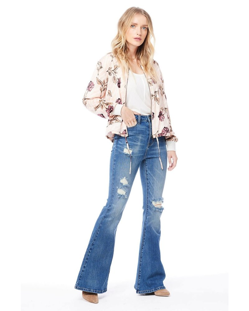 Saltwater Luxe Solitaire Bomber