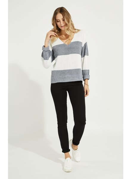 GENTLE FAWN Tucker Knit Sweater