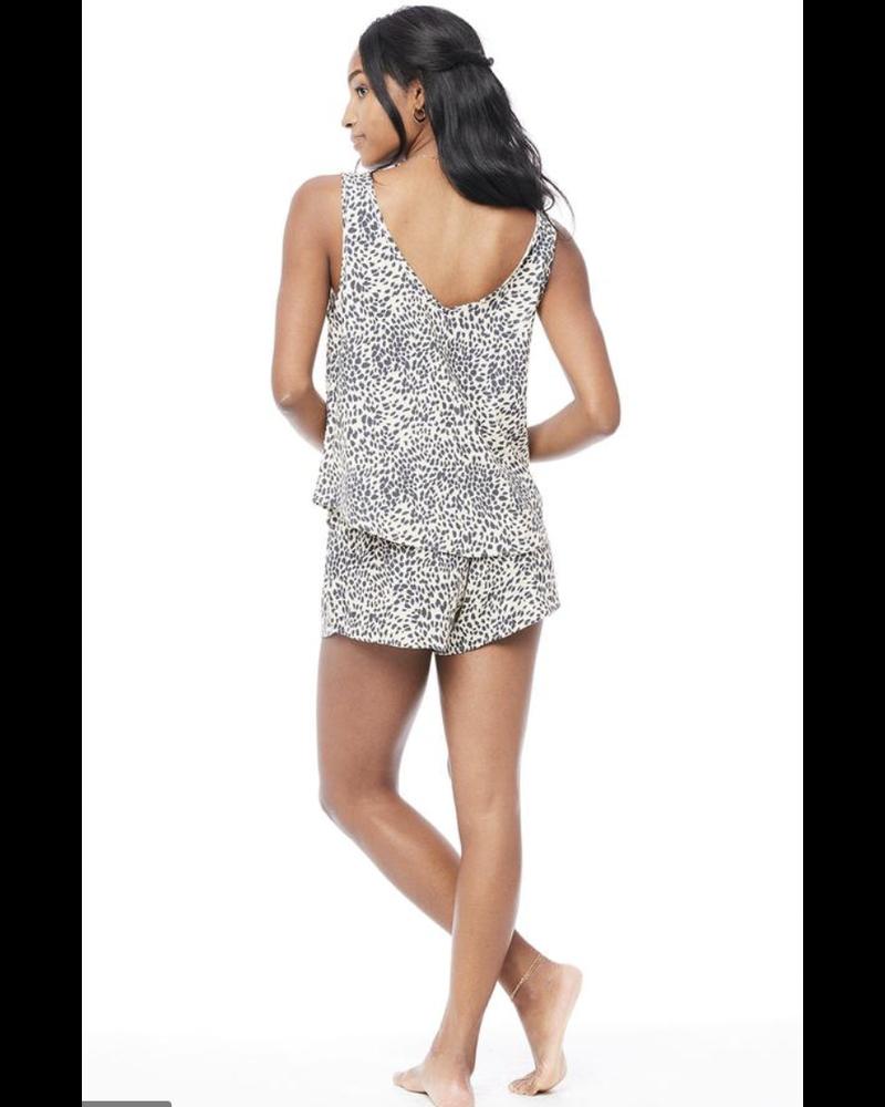Saltwater Luxe Woven Pajama Set
