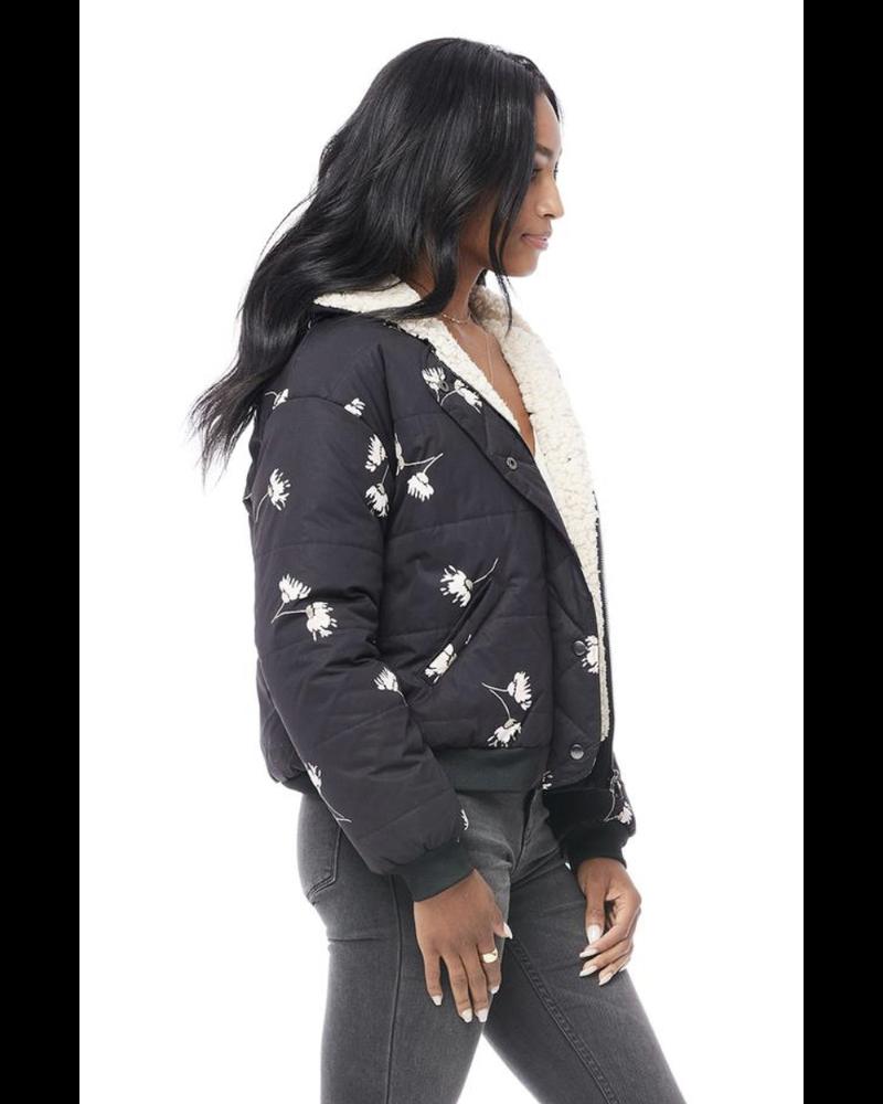 Saltwater Luxe Izzy Reversible Jacket