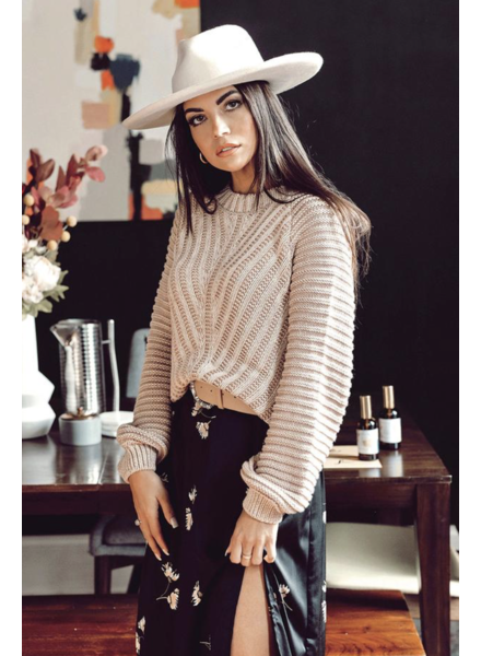Saltwater Luxe Bergen Knit Sweater