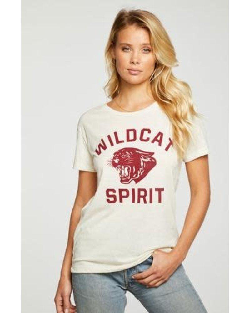 Wildcat Spirit Vintage Jersey Tee