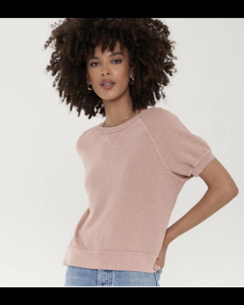 City Short Sleeve Sweatshirt