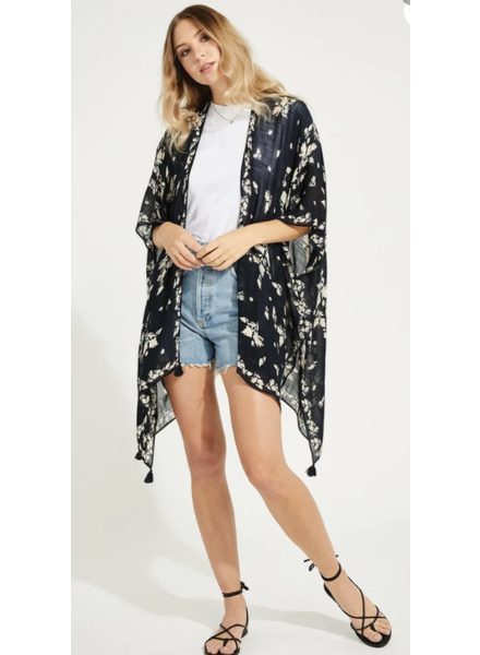 GENTLE FAWN Navy Ledger Cover Up