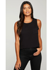 CROPPED POCKET MUSCLE TANK