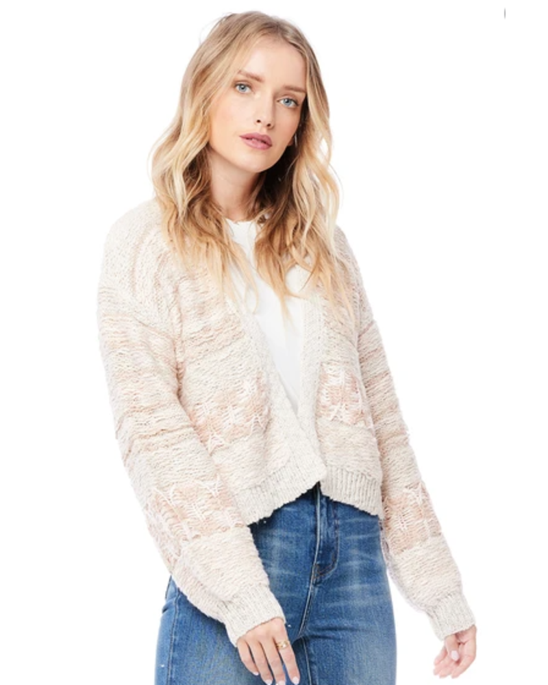Saltwater Luxe April Long Sleeve Sweater