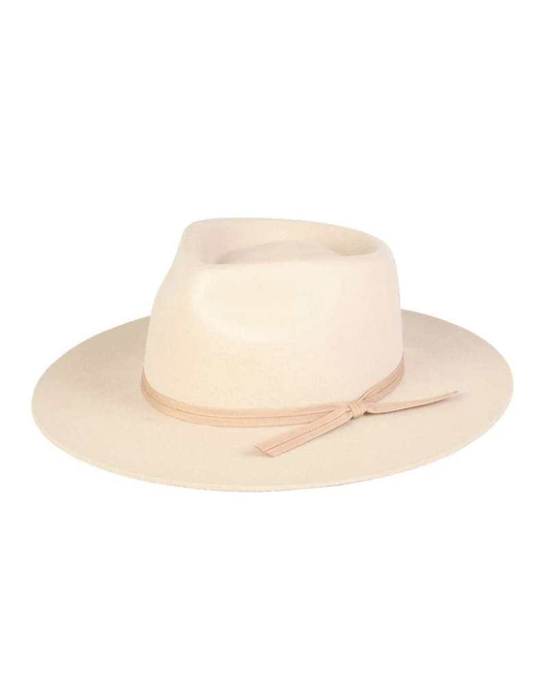 Lack Of Color Ivory Zulu Hat