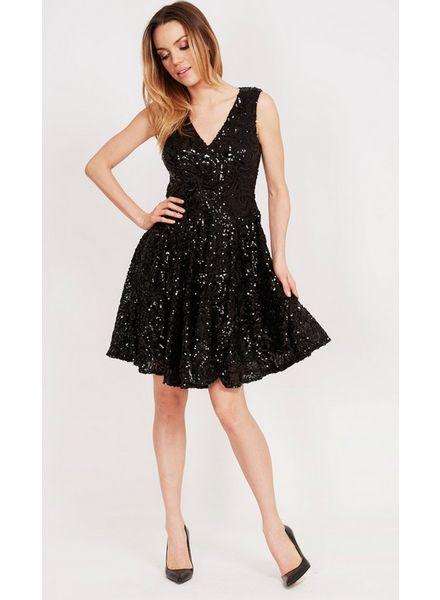 DRY LAKE Serena Sequin Dress