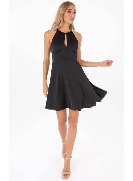 BLACK SWAN Brigitte Halter Dress- Medium