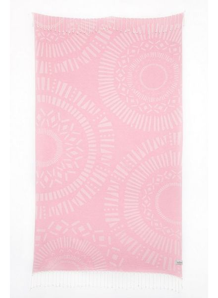 TOFINO TOWEL Tofino Towel The Arbutus Coral Turkish Towel