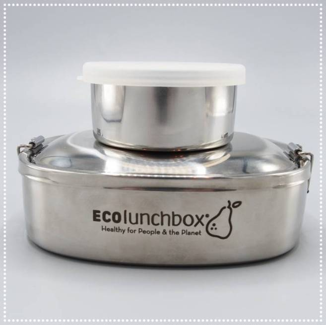 Be Kind to the Animals AND the Earth with Eco-Friendly Reusable Lunch Containers.