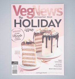 VegNews Magazine Nov/Dec. 2018 - The Holiday Issue
