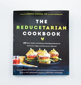 The Reducetarian Cookbook by Brian Kateman