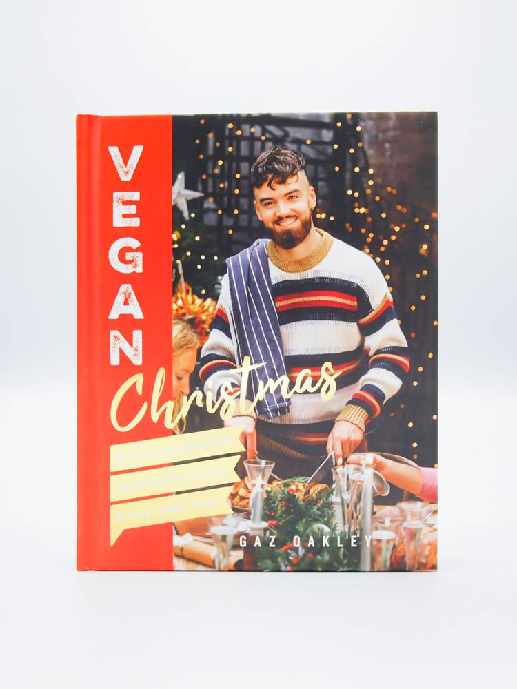 Vegan Christmas by Gaz Oakley