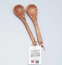 Now Designs Coconut Tasting Spoon Set
