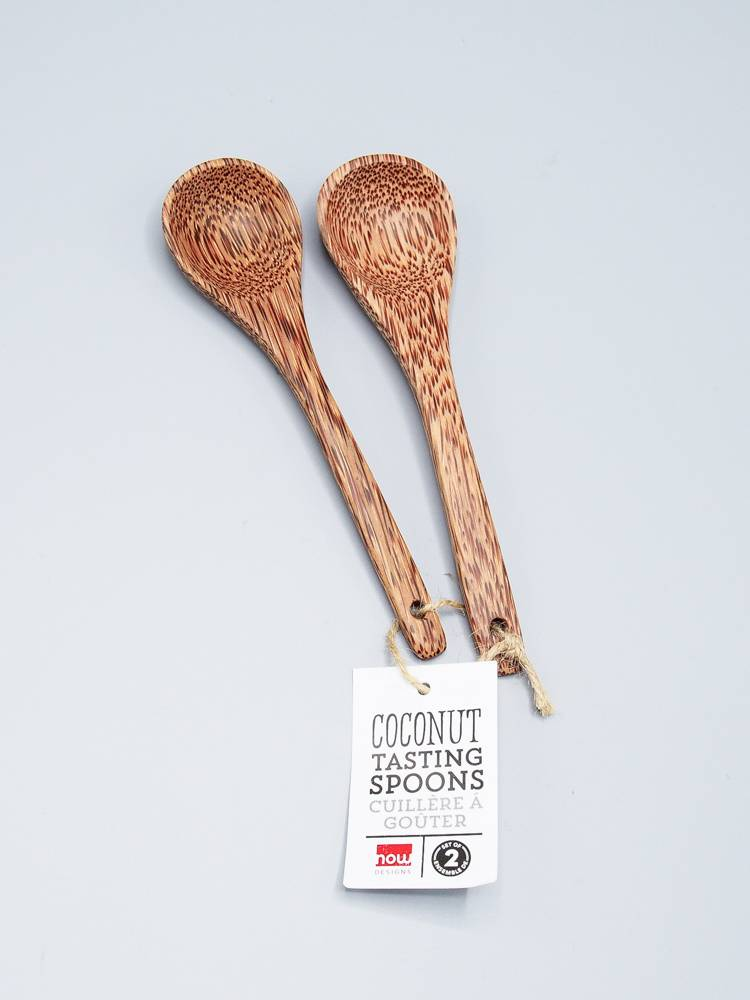 Now Designs Coconut Tasting Spoon Set