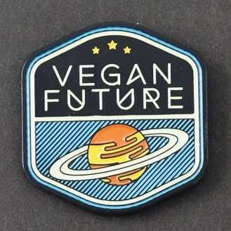 Keepin' it Classy & Spreading Compassion with Herbivore Enamel Pins!