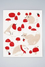 Now Designs Swedish Dishcloth Toadstools