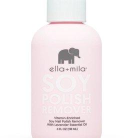 Soy Nail Polish Remover by Ella & Mila