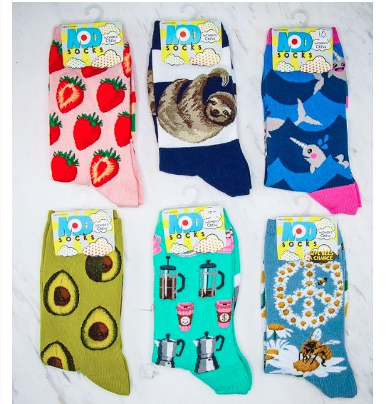 Cute Animal Socks, Right This Way...