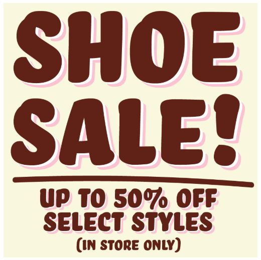 OMG Vegan Shoes On Sale! 50% Off! In Store @ The Vegan Mini Mall!