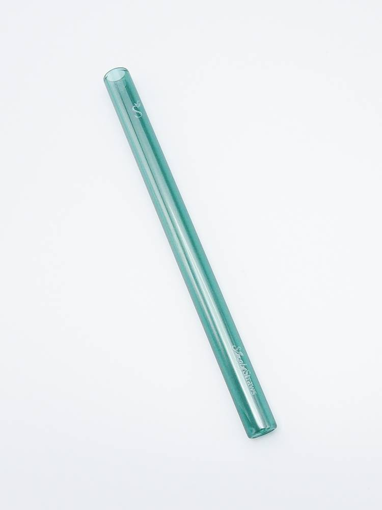 Simply Straws Bubble Tea Straw Teal