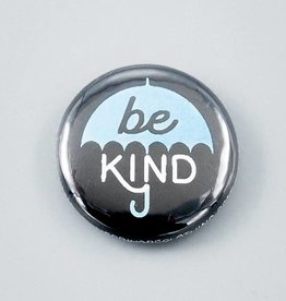 Be Kind Umbrella Button