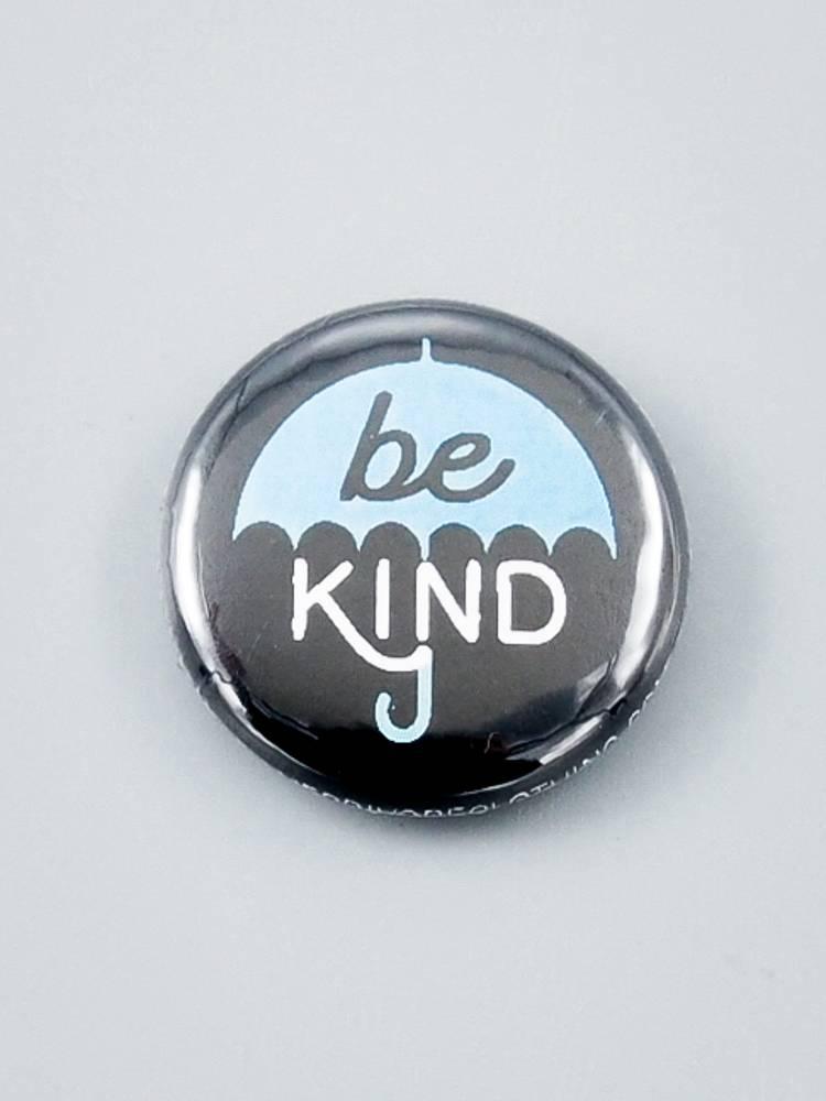 Be Kind Umbrella Button