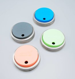 Silicone Wide Mouth Straw Lid